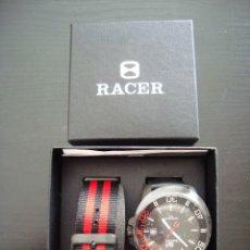 Relojes - Racer: RELOJ RACER A ESTRENAR EN CAJA ORIGINAL. Lote 55130118