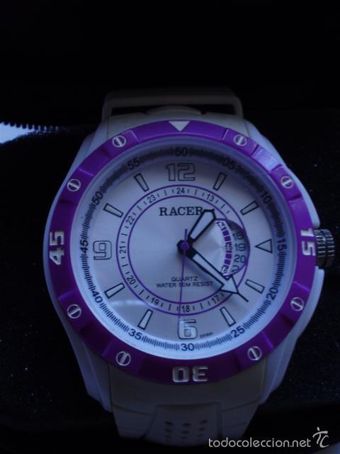 Relojes - Racer: Moderno reloj Racer deportivo - Foto 2 - 58945690