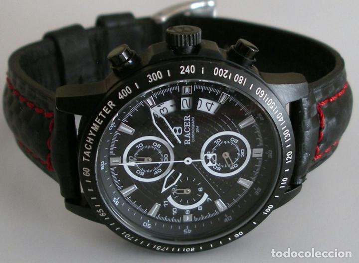 b2f28f14b4c9 Racer chronograph 50m