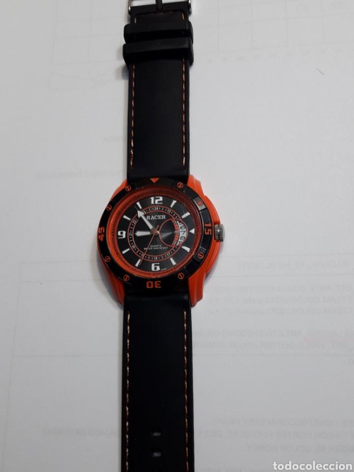 Relojes - Racer: Reloj Vintage Racer Quarzo correa caucho - Foto 3 - 105616668