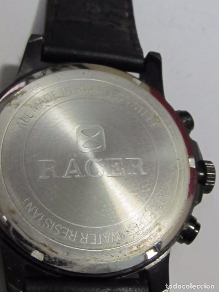 Relojes - Racer: RELOJ CRONÓGRAFO RACER, DE CUARZO - Foto 3 - 158534201