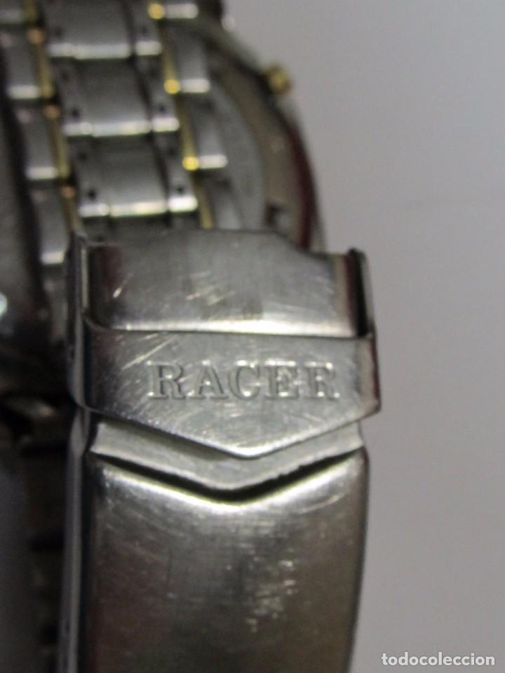 Relojes - Racer: RELOJ CRONÓGRAFO RACER, DE CUARZO - Foto 4 - 154595029
