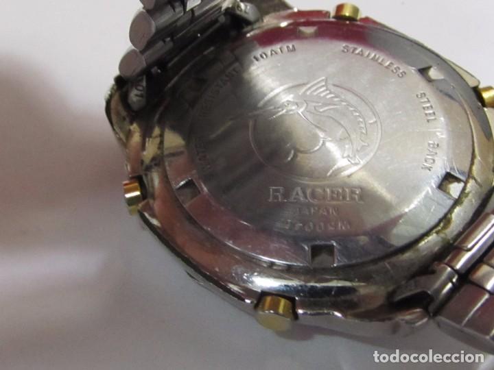 Relojes - Racer: RELOJ CRONÓGRAFO RACER, DE CUARZO - Foto 5 - 154595029
