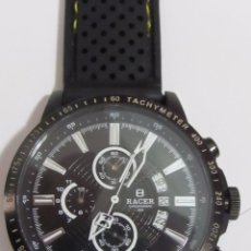 Relojes - Racer: RELOJ CRONÓGRAFO RACER DE CUARZO. Lote 147906464