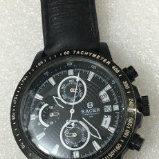 Relojes - Racer: RELOJ RACER CRONOGRAF MULTIFUNCIONAL EN PERFECTO ESTADO. Lote 115931967