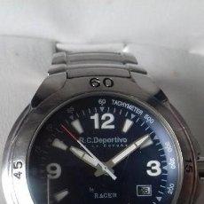 Relojes - Racer: RELOJ RACER DEL CENTENARIO DEL DEPORTIVO DE LA CORUÑA. Lote 116429995