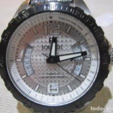 Relojes - Racer: RELOJ CABALLERO RACER FUNCIONANDO. CUARZO. ESFERA: 3 CMS.. Lote 118077523