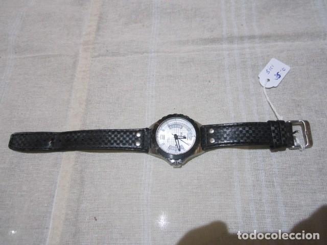 Relojes - Racer: Reloj caballero Racer funcionando. Cuarzo. Esfera: 3 cms. - Foto 2 - 118077523