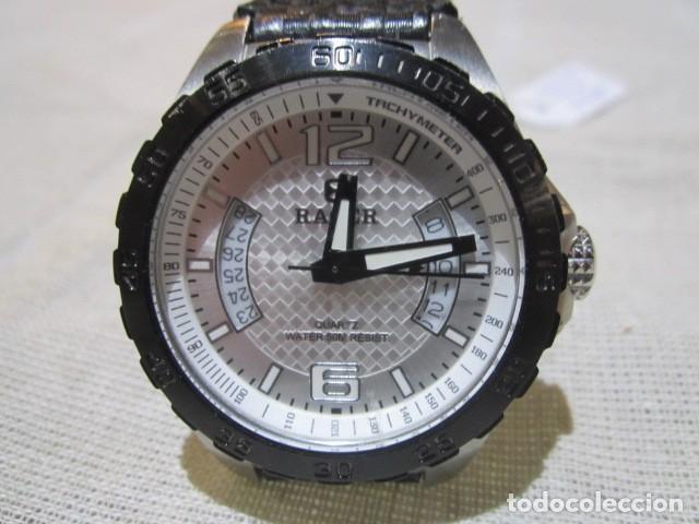 Relojes - Racer: Reloj caballero Racer funcionando. Cuarzo. Esfera: 3 cms. - Foto 3 - 118077523