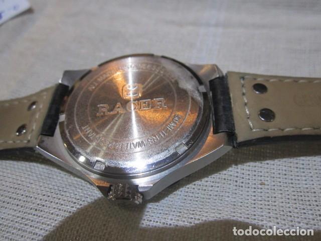 Relojes - Racer: Reloj caballero Racer funcionando. Cuarzo. Esfera: 3 cms. - Foto 6 - 118077523