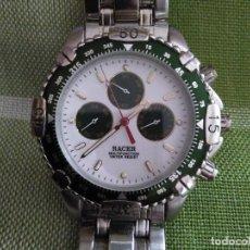 Relojes - Racer: RELOJ RACER - MULTIFUNCION - FUNCIONANDO CON EXACT. BATERIA NUEVA. DESCRIP. Y FOTOS VARIAS.. Lote 120387175