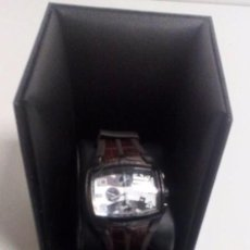 Relojes - Racer: RACE POWER CHIC YM6715-2 IP-T STAINIESS STEEL WATER RESISTANT 100 METRES. NUEVO. SIN USO ACERO I. Lote 128589739