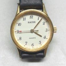Relojes - Racer: RELOJ CLÁSICO RACER DE CUARZO, CON MAQUINARIA ORIENT - CAJA 2 CM - FUNCIONA CORRECTAMENTE. Lote 133244586