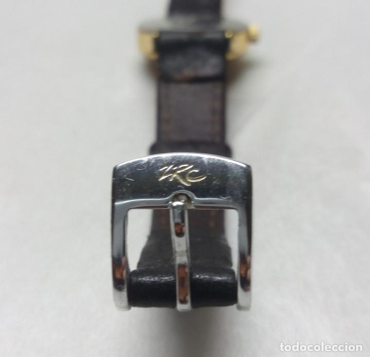 Relojes - Racer: RELOJ CLÁSICO RACER DE CUARZO, CON MAQUINARIA ORIENT - CAJA 2 cm - FUNCIONANDO - Foto 3 - 133244586