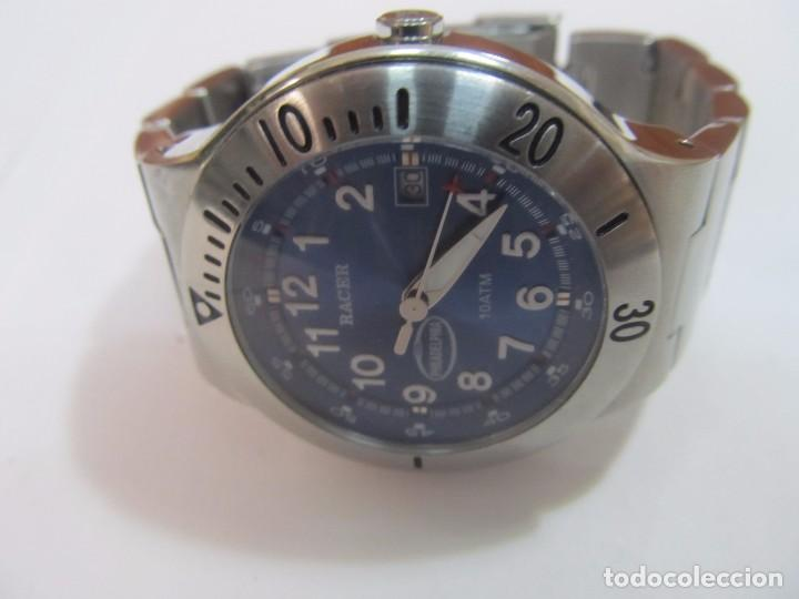 Relojes - Racer: RELOJ RACER DE CUARZO CON CALENDARIO - Foto 2 - 133735474