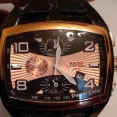 Relojes - Racer: RELOJ RACER CRONO POWER CHIC NO FUNCIONA. Lote 183492763