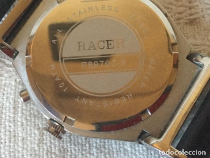 Relojes - Racer: Excelente Reloj Racer Multifuction 10 ATM P89792-5. Muy Deportivo - Foto 7 - 145509162