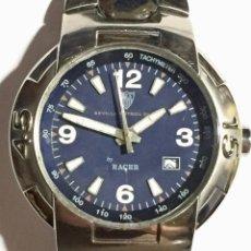 Relojes - Racer: RACER W50040 40 ( EXCLUSIVO SEVILLA F.C) TODO ACERO 43 M/M.C/C. PULSERA MAX 190 M/M.. Lote 176878689