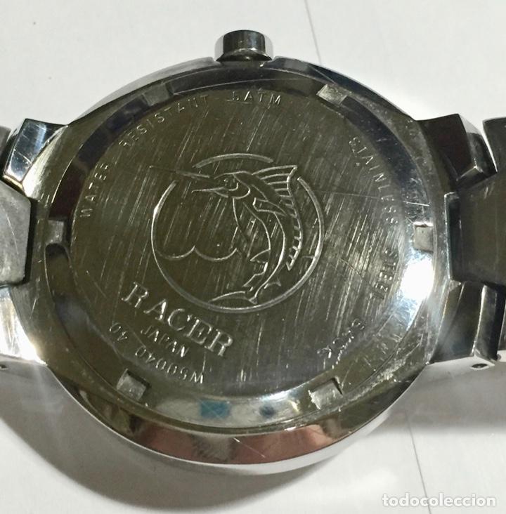 Relojes - Racer: RACER W50040 40 ( EXCLUSIVO SEVILLA F.C) TODO ACERO 43 M/M.C/C. PULSERA MAX 190 M/M. - Foto 6 - 176878689