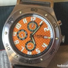 Relojes - Racer: EXCELENTE RELOJ RACER MULTIFUCTION 10 ATM P89792-5. MUY DEPORTIVO. Lote 145509162