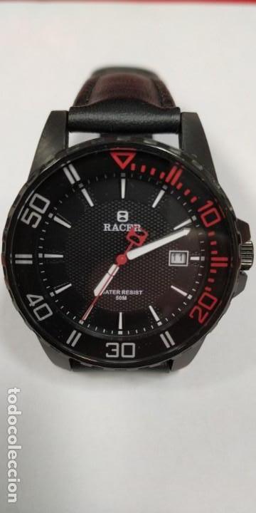 Relojes - Racer: Reloj Racer Resistente al agua 50 mts - Foto 2 - 155289462