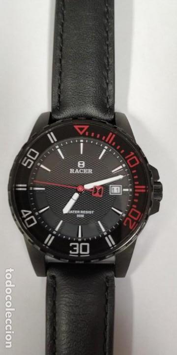 Relojes - Racer: Reloj Racer Resistente al agua 50 mts - Foto 14 - 155289462