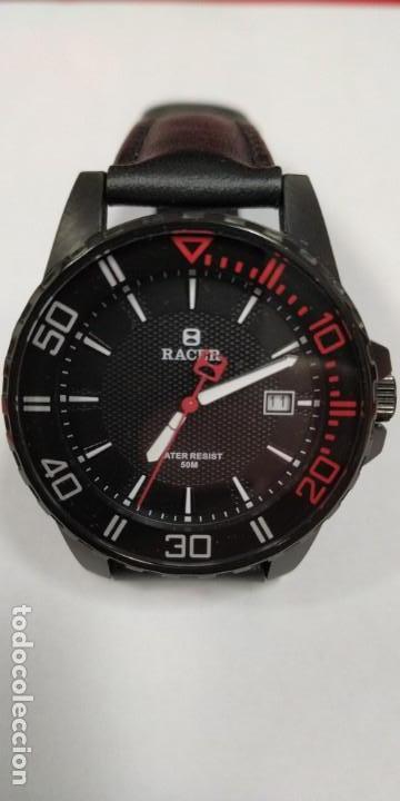 RELOJ RACER RESISTENTE AL AGUA 50 MTS (Relojes - Relojes Actuales - Racer)