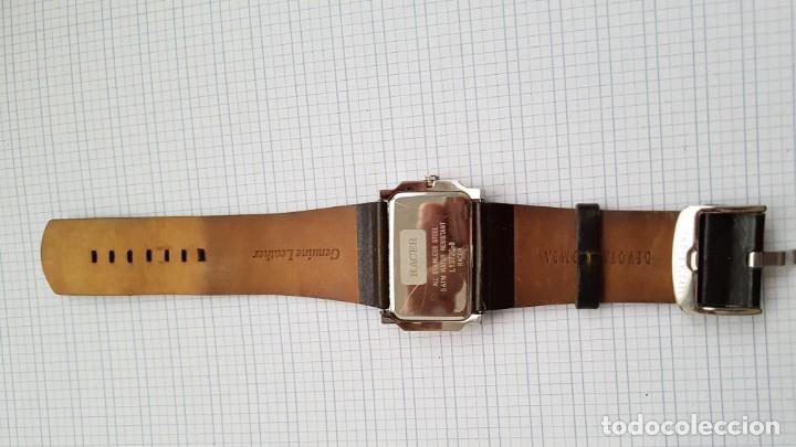 Relojes - Racer: Reloj Racer L13720-8 para señoras 43x30mm funcionando - Foto 4 - 158901062