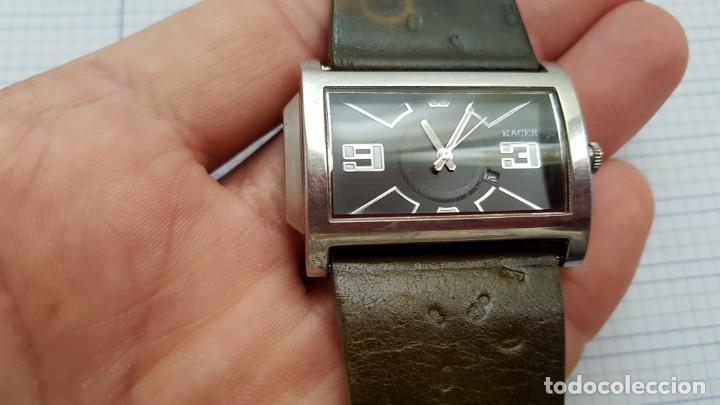 Relojes - Racer: Reloj Racer L13720-8 para señoras 43x30mm funcionando - Foto 6 - 158901062