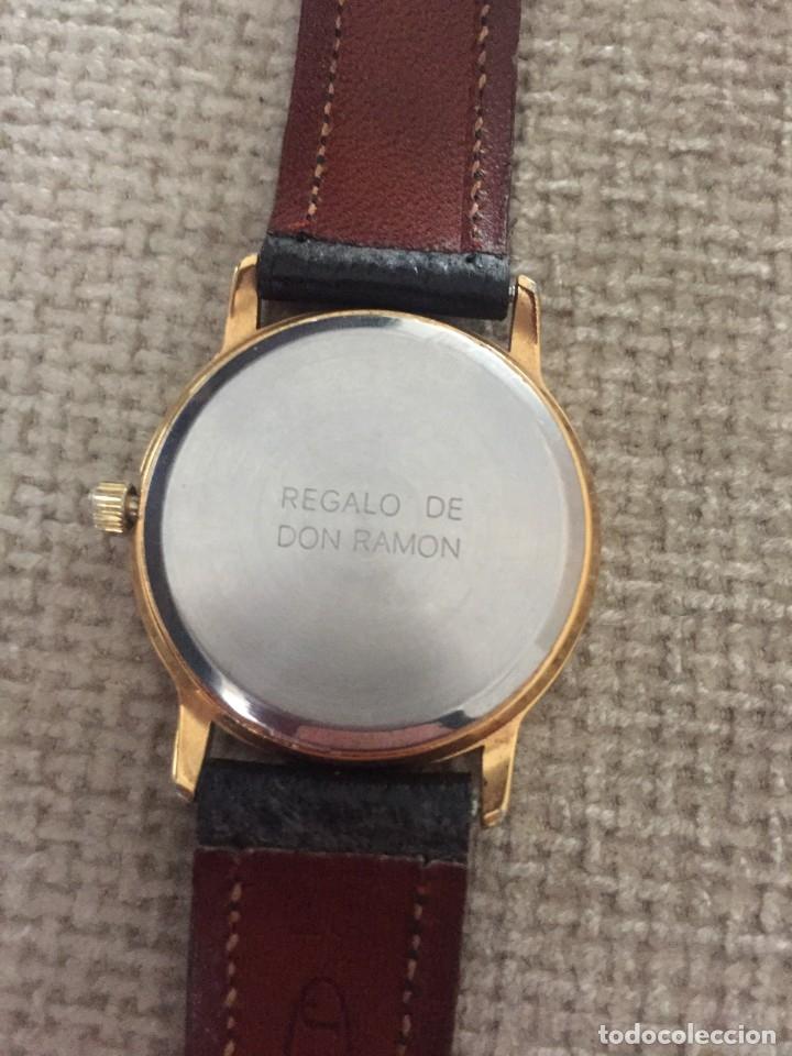 Relojes - Racer: Mitico Reloj del Atletico de Madrid, Regalo de D. Ramón - Foto 2 - 177620173
