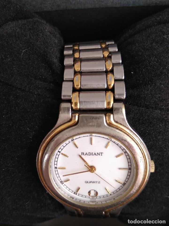 Relojes - Racer: Reloj unisex, Radiant, funcionando, estuche y papeles compra - Foto 5 - 181557425