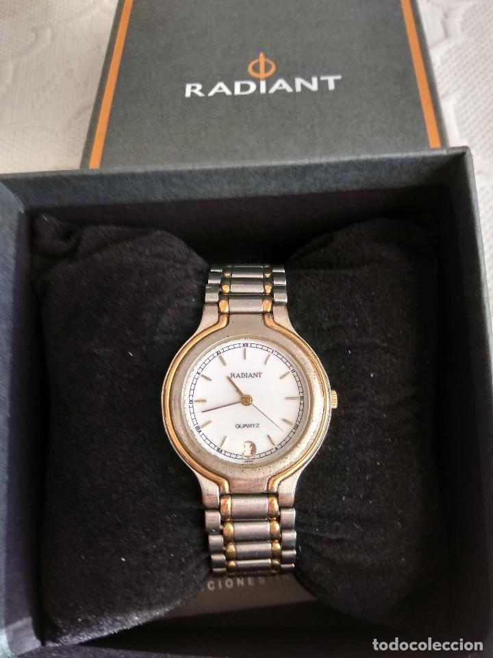 Relojes - Racer: Reloj unisex, Radiant, funcionando, estuche y papeles compra - Foto 6 - 181557425