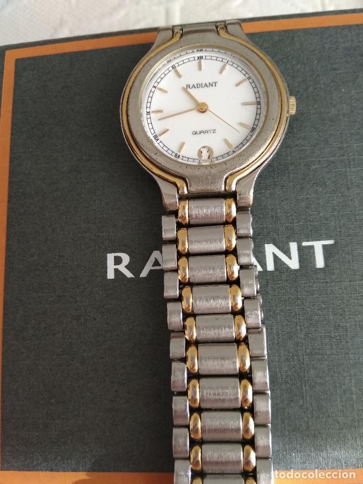 Relojes - Racer: Reloj unisex, Radiant, funcionando, estuche y papeles compra - Foto 9 - 181557425
