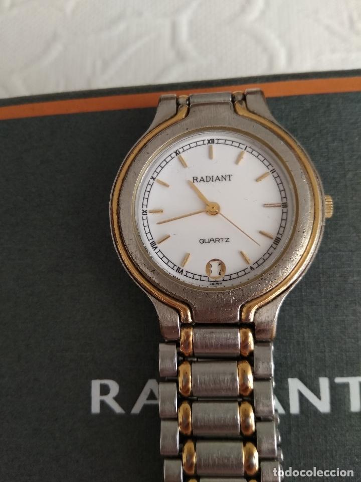 Relojes - Racer: Reloj unisex, Radiant, funcionando, estuche y papeles compra - Foto 10 - 181557425
