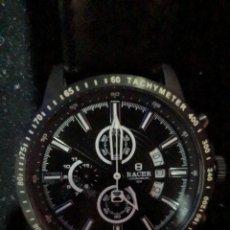 Relojes - Racer: RELOJ RACER R100 CHRONOGRAPH. ATM 50. MUY POCO USO.. Lote 183484422