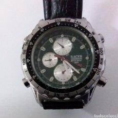Relojes - Racer: RELOJ RACER W 50 736,FUNCIONA. Lote 184035086