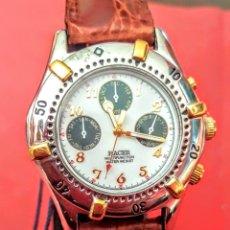 Relojes - Racer: RELOJ RACER MULTIFUNCION NUEVO SIN ESTRENAR FUNCIONA PERFECTAMENTE DIÁMETRO 35MILIMTROS. Lote 195967902