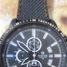 Relojes - Racer: TELOJ CRONÓGRAFO RACER. Lote 200195321