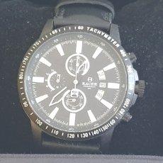 Relojes - Racer: RELOJ RACER CHRONO 50 M MEDIDA 40. Lote 203820546