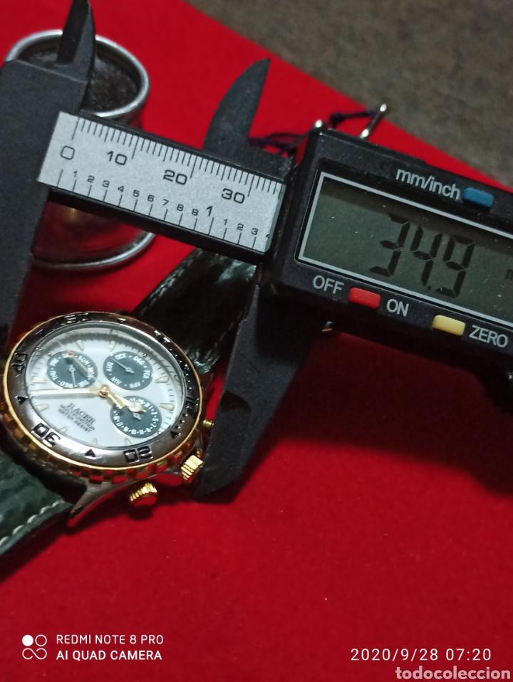 Relojes - Racer: Reloj RACER MULTIFUNCIÓN CUARZOS 3ATM NUEVO SIN ESTRENAR FUNCIONA PERFECTO - Foto 8 - 219034381