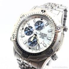 Relojes - Racer: RELOJ DEPORTIVO RACER CRONO ALARMA. Lote 233574285