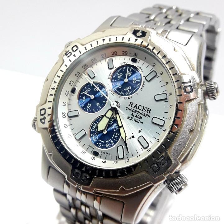 Relojes - Racer: RELOJ DEPORTIVO RACER CRONO ALARMA - Foto 5 - 233574285