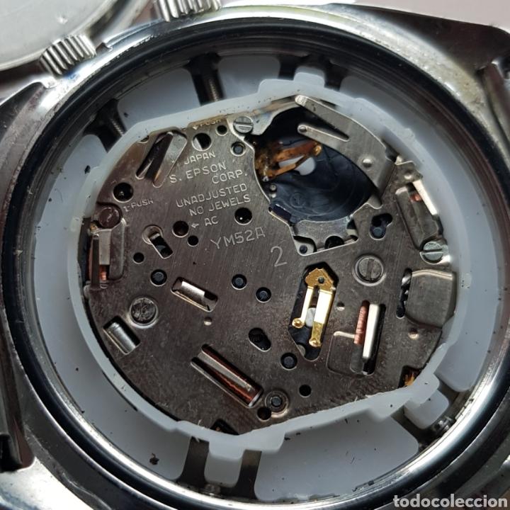 Relojes - Racer: RACER HFA701 CRONOGRAFO Y ALARMA 42MM ACERO - Foto 6 - 245166845