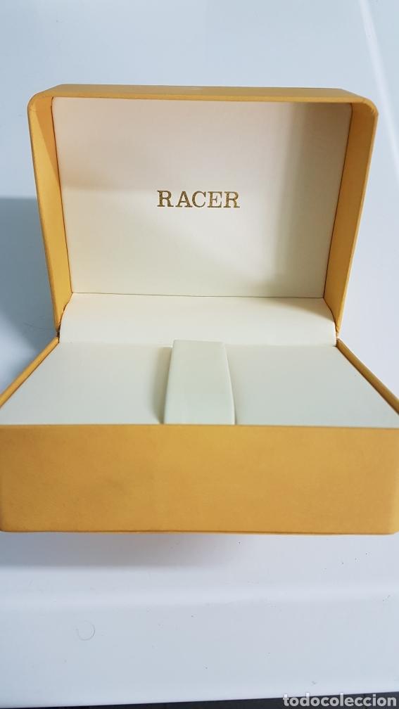 ESTUCHE RACER PARA RELOJ (Relojes - Relojes Actuales - Racer)