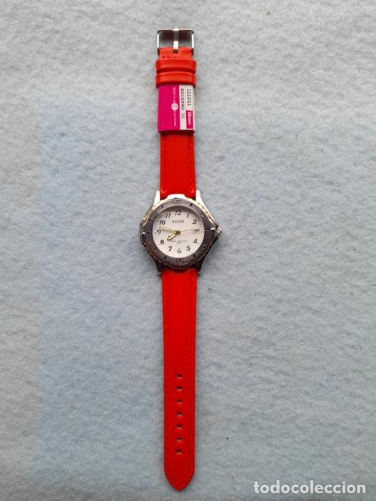 Relojes - Racer: Reloj Marca Racer cuarz de Caballero. Funcionando - Foto 2 - 254357475