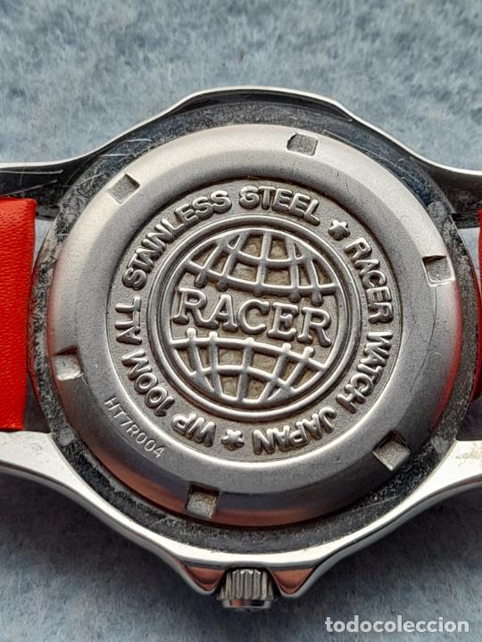 Relojes - Racer: Reloj Marca Racer cuarz de Caballero. Funcionando - Foto 7 - 254357475