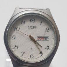 Relojes - Racer: RELOJ DE PULSERA RACER. Lote 254524465