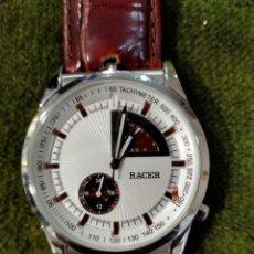 Relojes - Racer: RELOJ DE PULSERA RACER CUARZO REF-9201. Lote 267121494