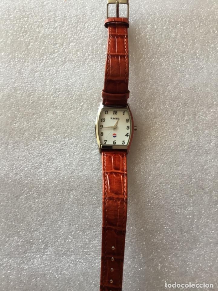 Relojes - Racer: Reloj de pulsera ROCER, para mujer, anuncio de Pepsi, nuevo, sin usar. - Foto 2 - 272005308