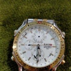 Relojes - Racer: RACER CHRONOGRAPH AVERIADO REF-438. Lote 273638778